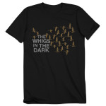 "Whigs Unisex ""In The Dark"" Tee"