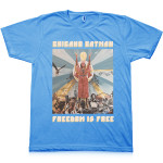 Chicano Batman Freedom Is Free T-shirt