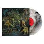 King Gizzard and the Lizard Wizard – Murder of the Universe – Ashes of the Universe Colored Vinyl (LIMITED EDITION 180 Gram Ultra Clear with Black Smoke)