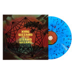 King Gizzard & The Lizard Wizard – Nonagon Infinity - Translucent Blue with Red Splatter Colored Vinyl (Pre-order, Ships Mid-May)