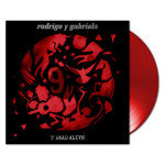 Rodrigo y Gabriela 9 Dead Alive LP