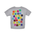 The Beatles Tiled Toddler Shirt