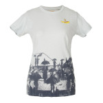 The Beatles Yellow Submarine Maiden Voyage Ladies T-Shirt