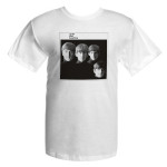 With The Beatles Album Cover Shirt