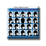 The Beatles A Hard Day's Night Magnet