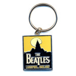 The Beatles Liverpool Keychain