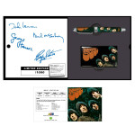 The Beatles Limited Edition Rubber Soul Pen Set
