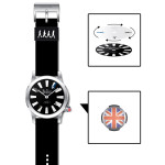 The Beatles Limited Edition Abbey Road Men's Watch