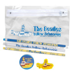 The Beatles Yellow Submarine Back To School Pouch