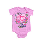 The Beatles All You Need Is Love Onesie