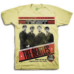 The Beatles 1962 'Live Performance With New Drummer' Shirt
