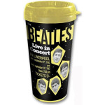 The Beatles 1962 'Live In Concert In Liverpool' Travel Mug