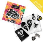 5SOS Sounds Good Feels Good Limited Edition Deluxe CD + New Broken Scene Pack