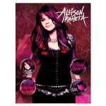 Allison Iraheta 4-Button Set