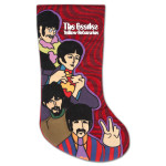 The Beatles Yellow Submarine Stocking