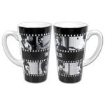 The Beatles 16oz. Film Latte Mug