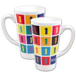 """The Beatles 16oz. """"1"""" Latte Mug"""
