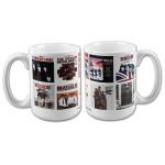 The Beatles Beatles Albums Mug