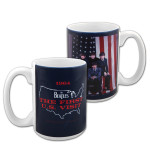 The Beatles U.S. Visit 1964 Mug