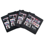 The Beatles U.S. Albums Neoprene Coaster Set