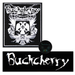 Buckcherry Sticker Button and Patch Set