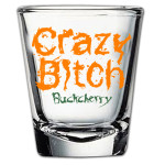 Buckcherry St. Paddy's Day Crazy Bitch Shot Glass