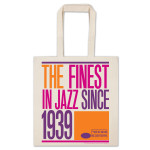 Blue Note 1939 Tote Bag