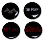 Bullet for My Valentine Button Set