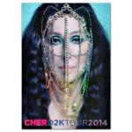 Cher Dressed To Kill Program