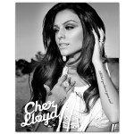"Cher Lloyd With Love 8""x10"" Photo"