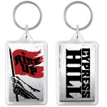 Cypress Hill Rise Up Keychain