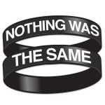 Drake Nothing Was The Same Rubber Bracelet - black
