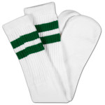 Deftones Chino Socks-  Green