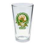 FFDP St. Paddy's Day Pint Glass