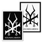 Soundgarden Logo Patches