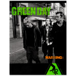 Green Day - Warning Songbook