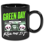 Green Day Kill The DJ Mug