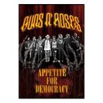 Guns N' Roses Appetite for Democracy Las Vegas Program
