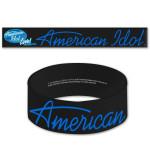 American Idol Live 2012 Rubber Bracelet