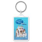 American Idol Live 2012 Acrylic Keychain