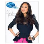 American Idol Live Jessica Sanchez 8x10