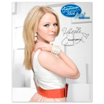 American Idol Live Hollie Cavanagh 8x10