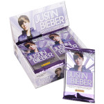 Justin Bieber Trading Cards - 24 Pack Box