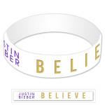 Justin Bieber Believe Bracelet