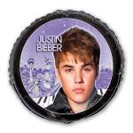 "Justin Bieber 2 18"" Foil Balloon"