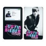 Justin Bieber XOXO iPod Classic Skin
