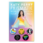 Katy Perry Button Pack