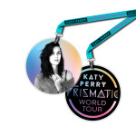 Katy Perry Prismatic Laminate & Lanyard