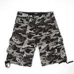 Trukfit Camo Shorts