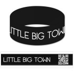 Little Big Town QR Code Access Bracelet